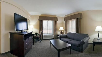 Living Area | Holiday Inn Express Hotel & Suites Clearwater/Us 19 N