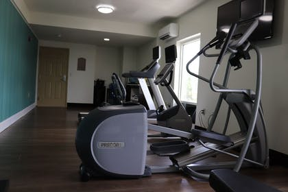 Fitness Facility | Holiday Inn Express Hotel & Suites Clearwater/Us 19 N