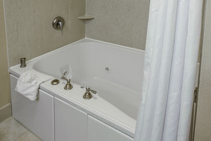 Bathroom | Hampton Inn & Suites Youngstown- Canfield