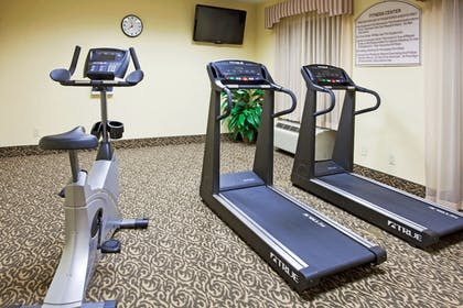 Fitness Facility | Holiday Inn Express Hotel & Suites Sebring