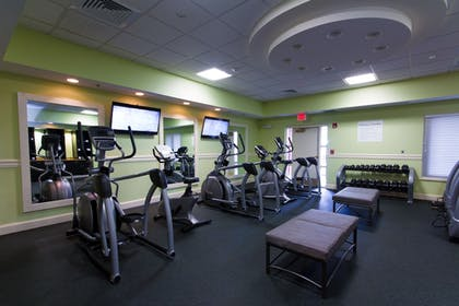 Fitness Facility | Holiday Inn Express Hotel & Suites Montgomery E - Eastchase