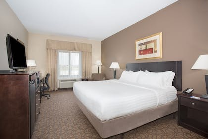 Room | Holiday Inn Express Hotel & Suites Concordia