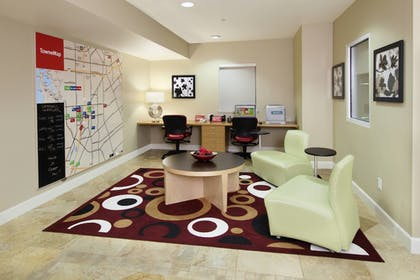 Business Center | TownePlace Suites by Marriott San Jose Campbell