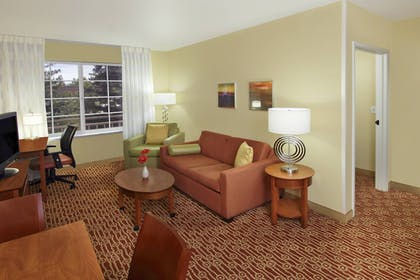 Room | TownePlace Suites by Marriott San Jose Campbell