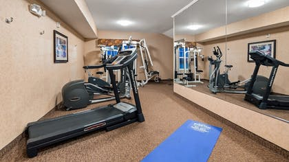 Fitness Facility | Best Western I-5 Inn & Suites