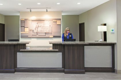 Interior | Holiday Inn Express Hotel & Suites Wharton
