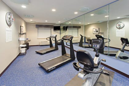 Fitness Facility | Holiday Inn Express Hotel & Suites Wharton
