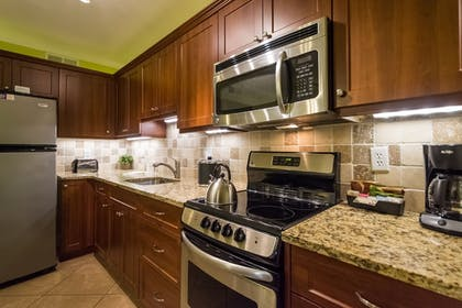 In-Room Kitchen | Tropical Beach Resorts