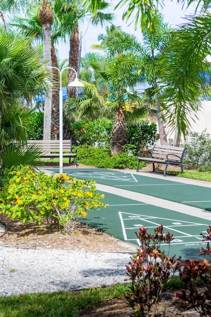 Sports Facility | Tropical Beach Resorts