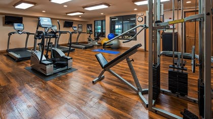 Fitness Facility | Best Western Premier Bridgewood Resort Hotel
