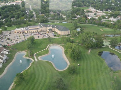 Aerial View | Best Western Premier Bridgewood Resort Hotel