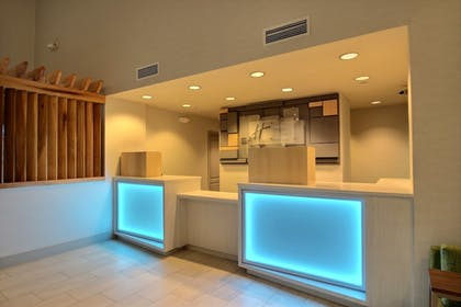 Reception | Holiday Inn Express Hotel & Suites Milwaukee Airport