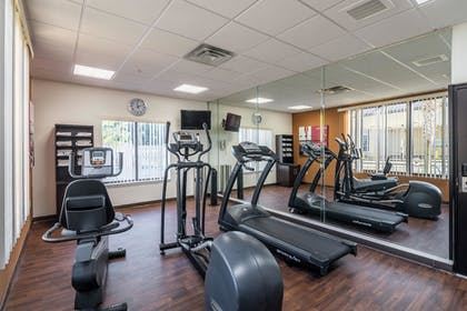 Fitness Facility | Comfort Suites Panama City Beach