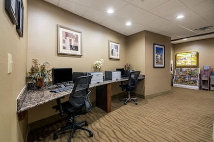 Business Center | Comfort Suites Panama City Beach