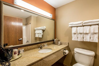 Bathroom | Comfort Suites Panama City Beach