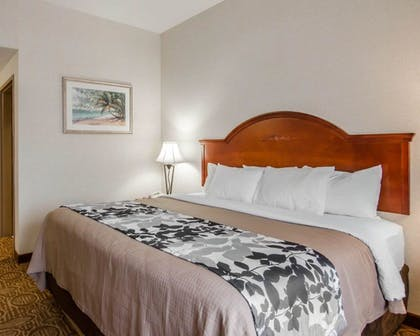 Guestroom | Sleep Inn & Suites Springdale West