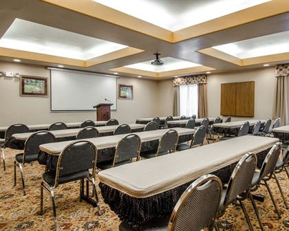 Meeting Facility | Sleep Inn & Suites Springdale West
