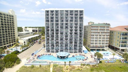 Aerial View   hotel BLUE