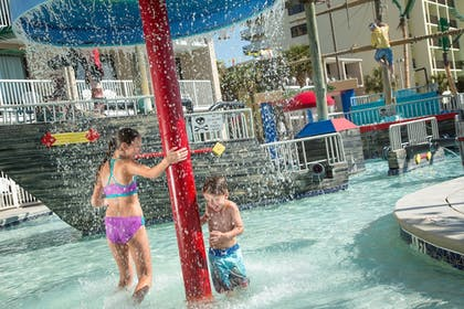 Water Park   hotel BLUE