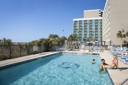 Outdoor Pool   hotel BLUE