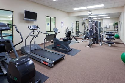 Fitness Facility | Holiday Inn Express Hotel & Suites Kent State University