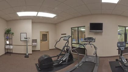 Gym | Holiday Inn Express Hotel & Suites Kent State University