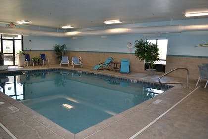 Pool | Holiday Inn Express Hotel & Suites Kent State University