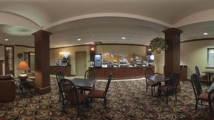 Breakfast Area | Holiday Inn Express Hotel & Suites Kent State University