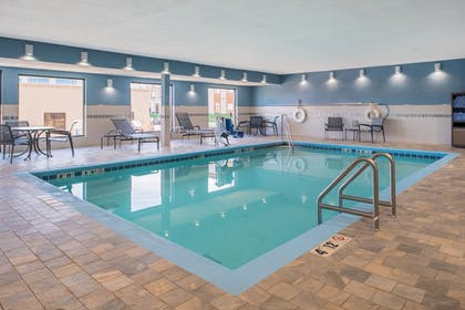 Pool | Holiday Inn Express Hotel & Suites Bismarck