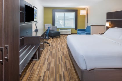 Guestroom | Holiday Inn Express Hotel & Suites Bismarck