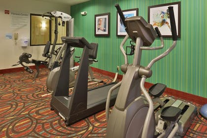 Fitness Facility | Holiday Inn Express & Suites Lonoke