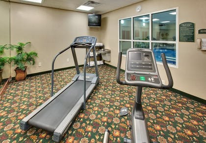 Fitness Facility | Holiday Inn Express Hotel & Suites Ankeny-Des Moines