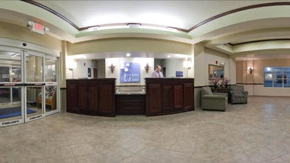 Reception | Holiday Inn Express Hotel & Suites Ankeny-Des Moines
