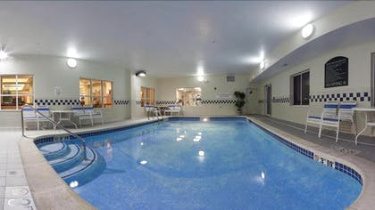 Indoor Pool | Holiday Inn Express Hotel & Suites Ankeny-Des Moines