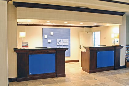 Lobby   Holiday Inn Express Hotel & Suites Cape Girardeau I-55