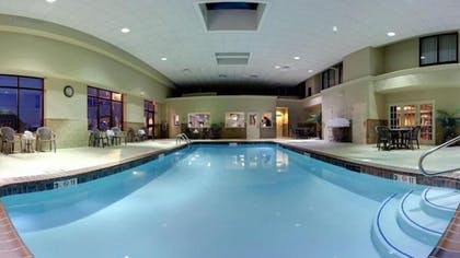 Indoor Pool   Holiday Inn Express Hotel & Suites Cape Girardeau I-55
