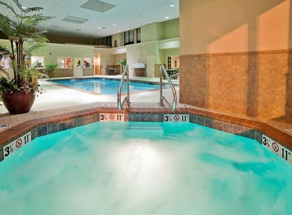 Pool   Holiday Inn Express Hotel & Suites Cape Girardeau I-55