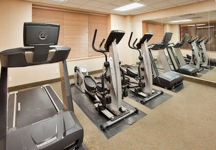 Fitness Facility   Holiday Inn Express Hotel & Suites Cape Girardeau I-55