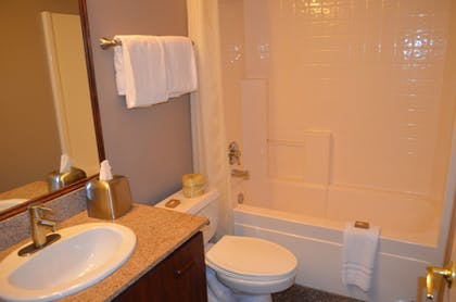 Bathroom Sink | The Ashley Inn & Suites