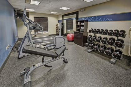 Fitness Facility | Hampton Inn & Suites Clermont