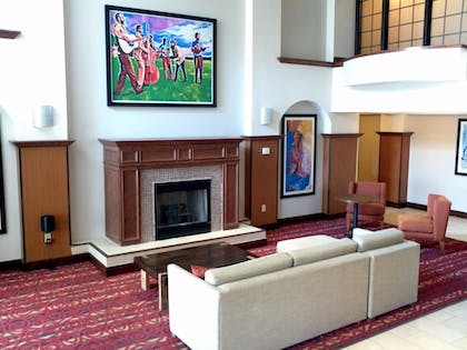 Interior | Holiday Inn Express and Suites Greenville