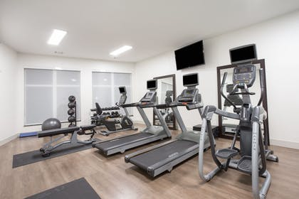 Fitness Facility | Holiday Inn Express & Suites Amarillo