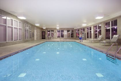 Pool | Holiday Inn Express & Suites Amarillo