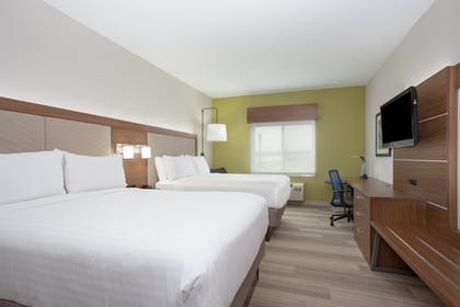 Guestroom | Holiday Inn Express & Suites Amarillo