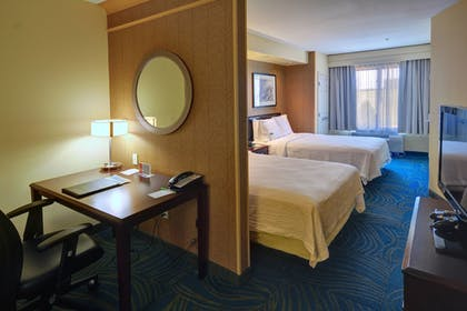 Guestroom | SpringHill Suites by Marriott DFW Airport East/Las Colinas