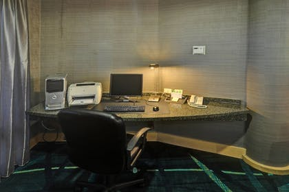 Business Center | SpringHill Suites by Marriott DFW Airport East/Las Colinas