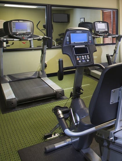 Gym | Fairfield Inn & Suites Charleston North/Ashley Phosphate