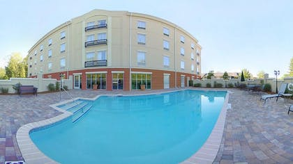 Outdoor Pool | Fairfield Inn & Suites Charleston North/Ashley Phosphate
