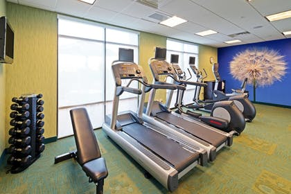 Fitness Facility | Springhill Suites by Marriott Boulder Longmont