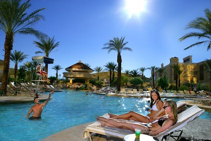 Outdoor Pool | South Point Hotel, Casino, and Spa